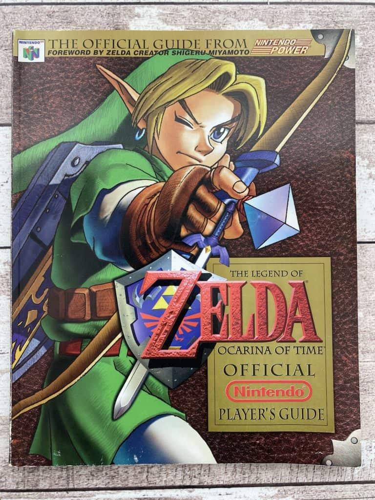 Ocarina of Time Nintendo Power Player's Guide
