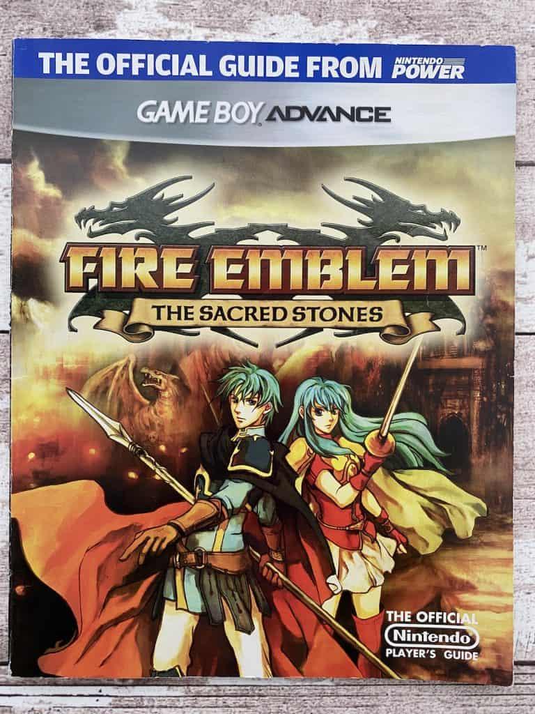 Fire Emblem Sacred Stones Nintendo Power Player's Guide
