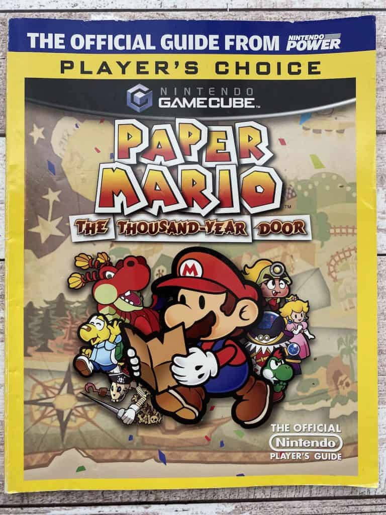 Paper Mario: The Thousand Year Door Nintendo Power Player's Guide