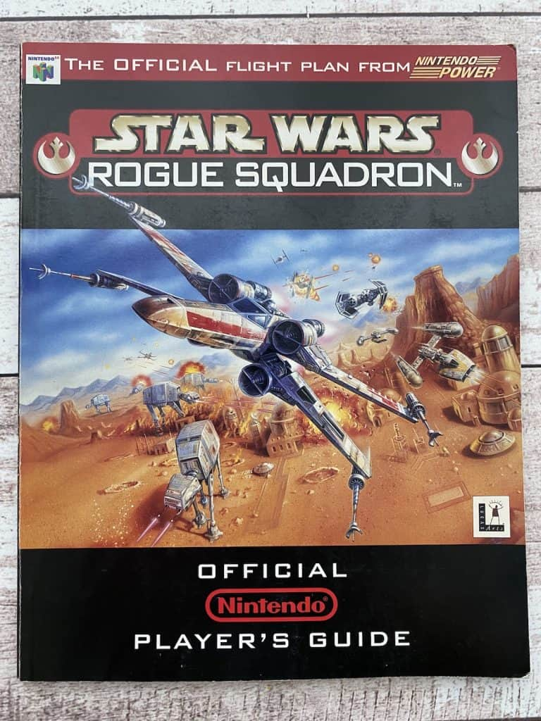 Star Wars: Rogue Squadron Nintendo Power Player's Guide