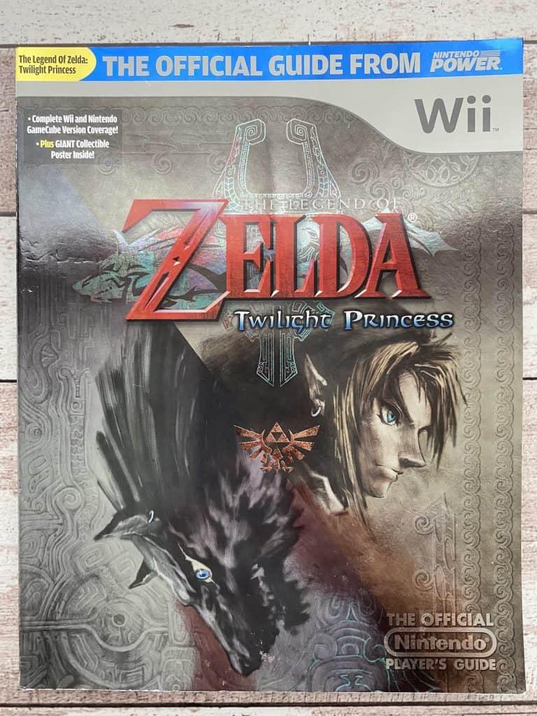 Zelda Twilight Princess Nintendo Power Player's Guide