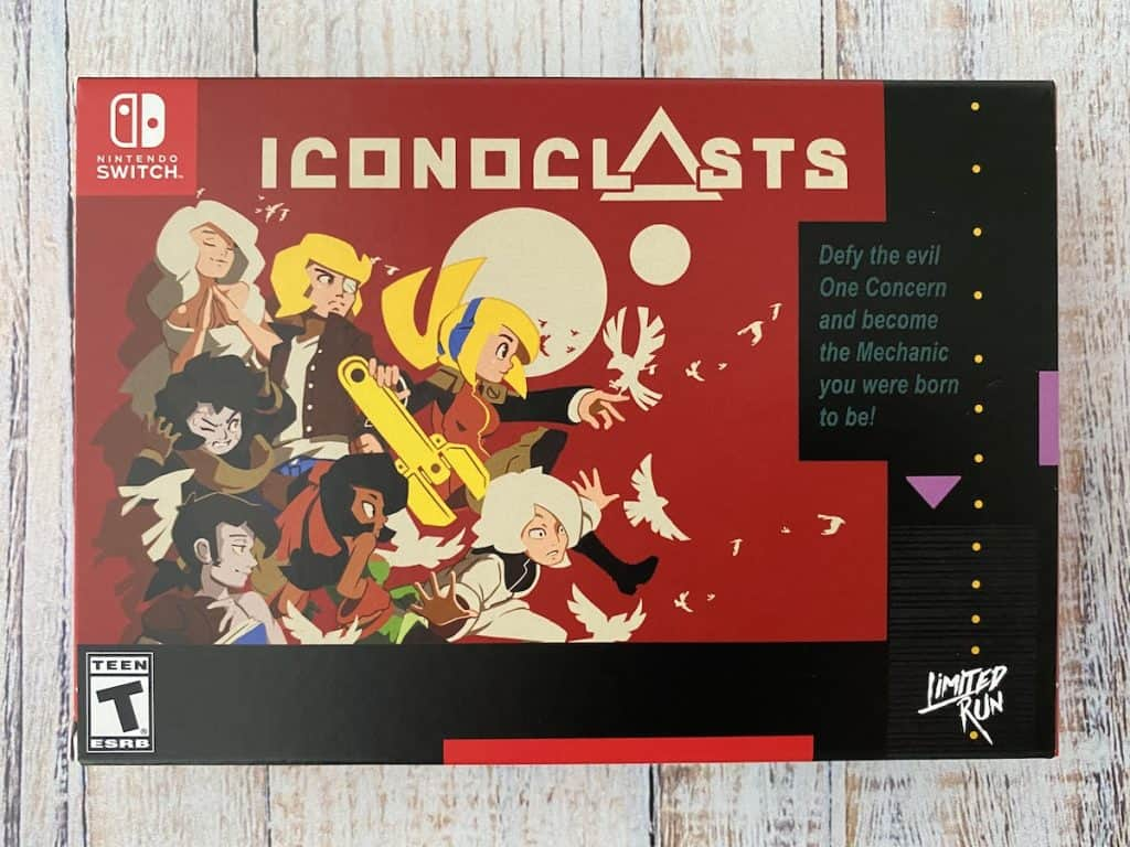 Iconoclasts Switch Limited Run Special Edition