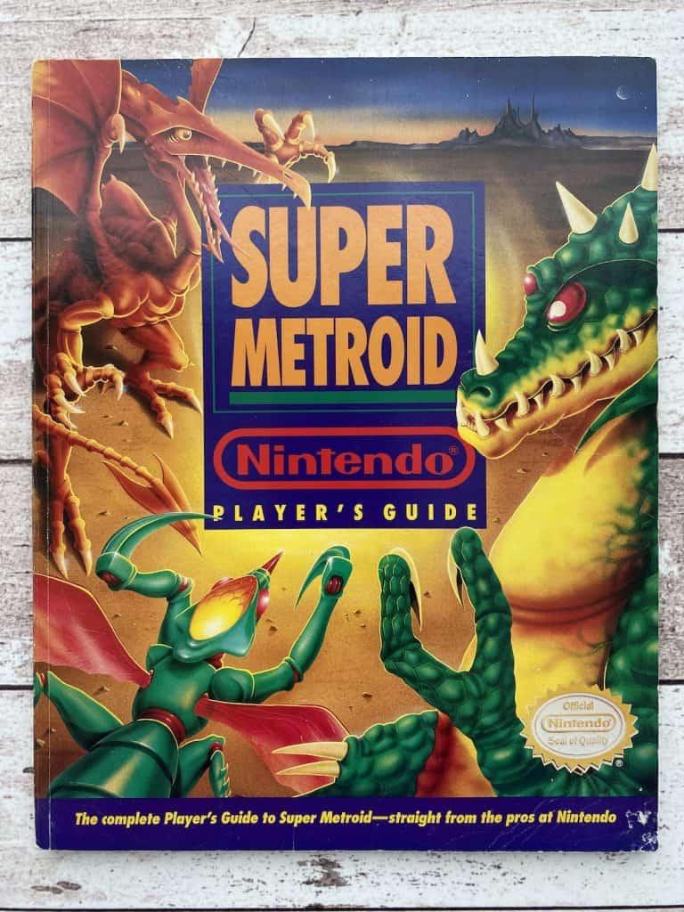 Super Metroid Nintendo Power Player's Guide