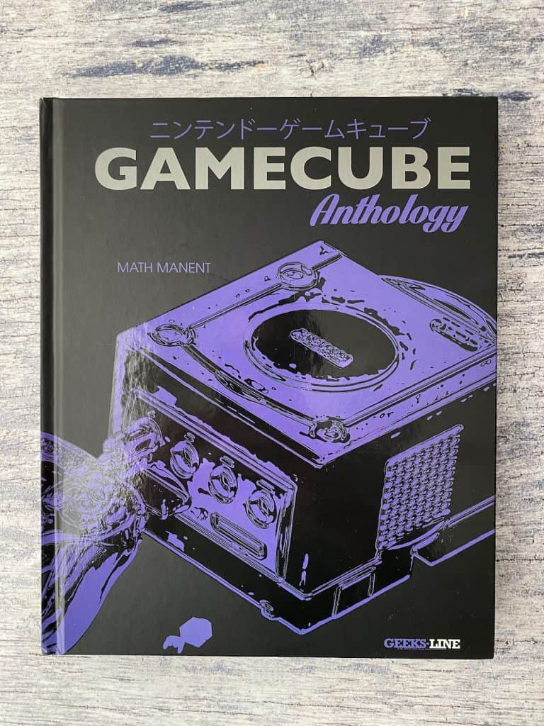 GameCube Anthology book from Geeks-Line