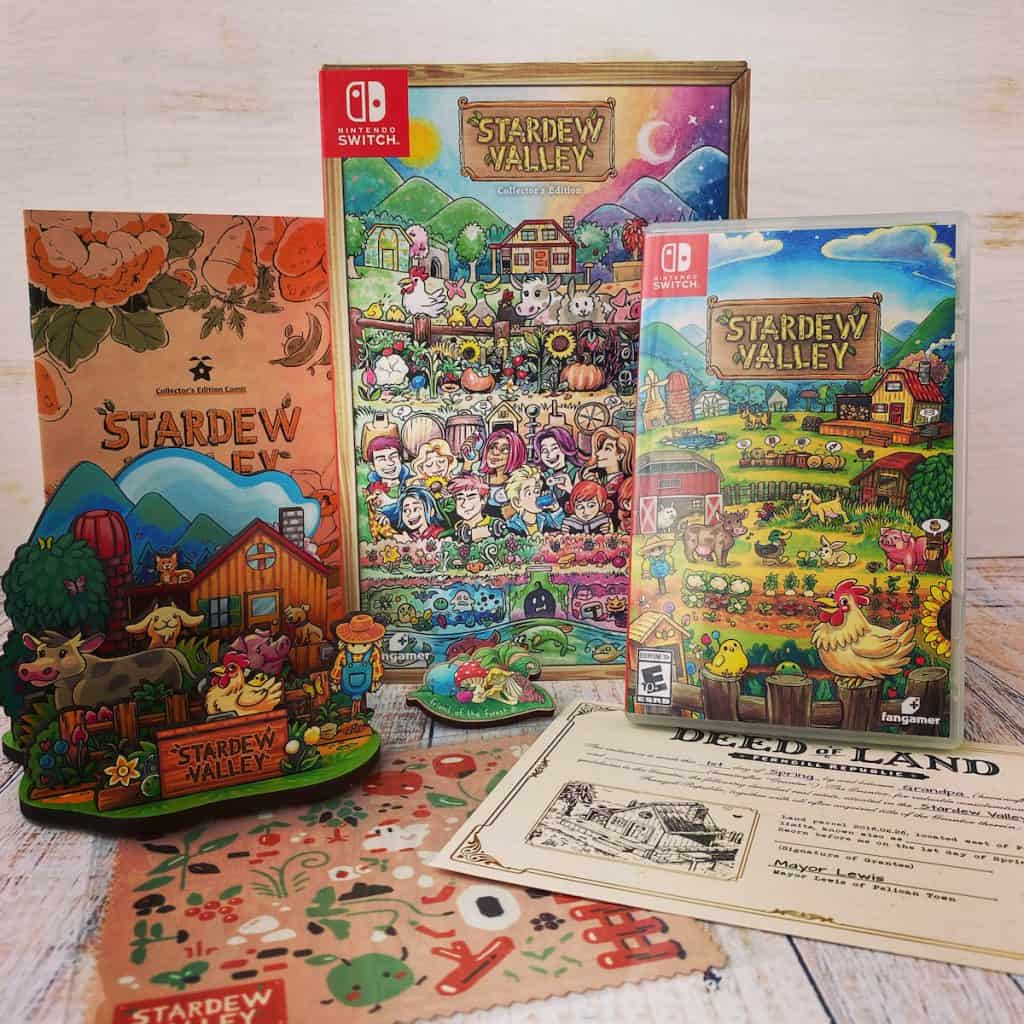 Stardew Valley Collector's Edition for Nintendo Switch