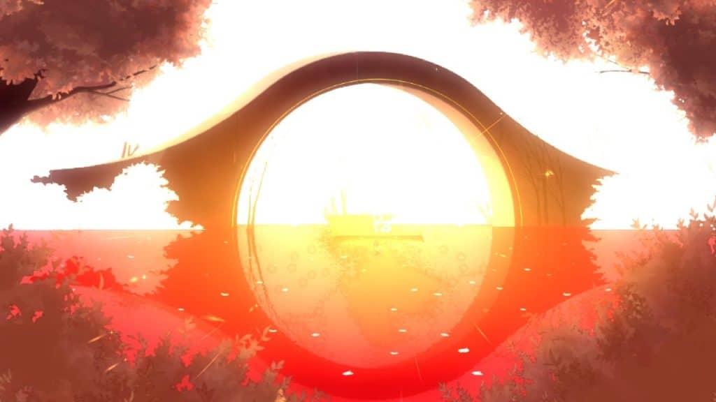 Screenshot of Spiritfarer Everdoor