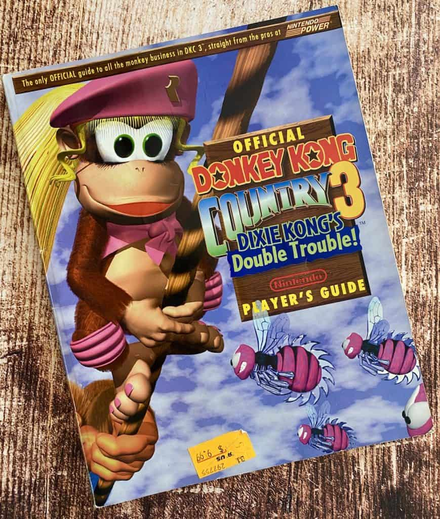 Donkey Kong Country 3 NP Player's Guide