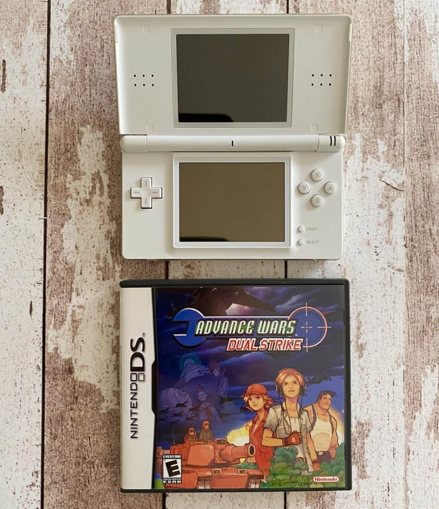 Advance Wars Dual Strike for DS + DS Lite system