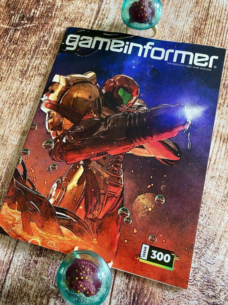Game Informer Issue 300 Metroid Cover